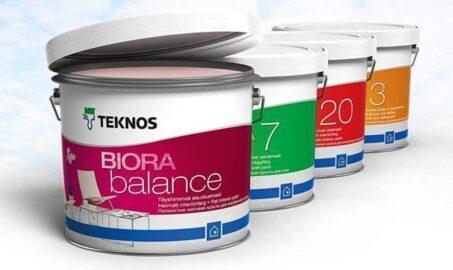 Гипоаллергенные краски BIORA