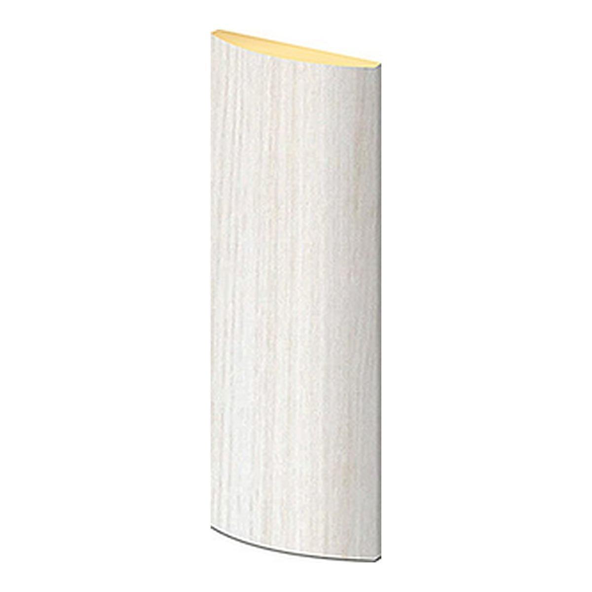 Наличник шпон беленый дуб 2150*67*12