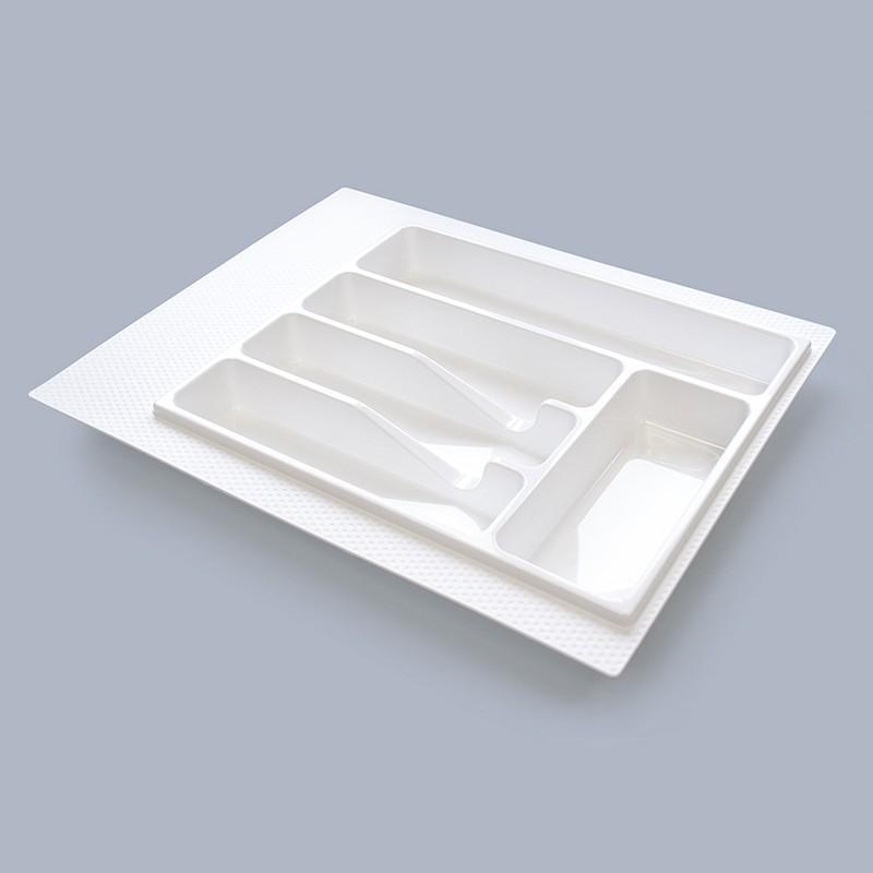 Лоток для столовых приборов М400-450(390х490)белый
