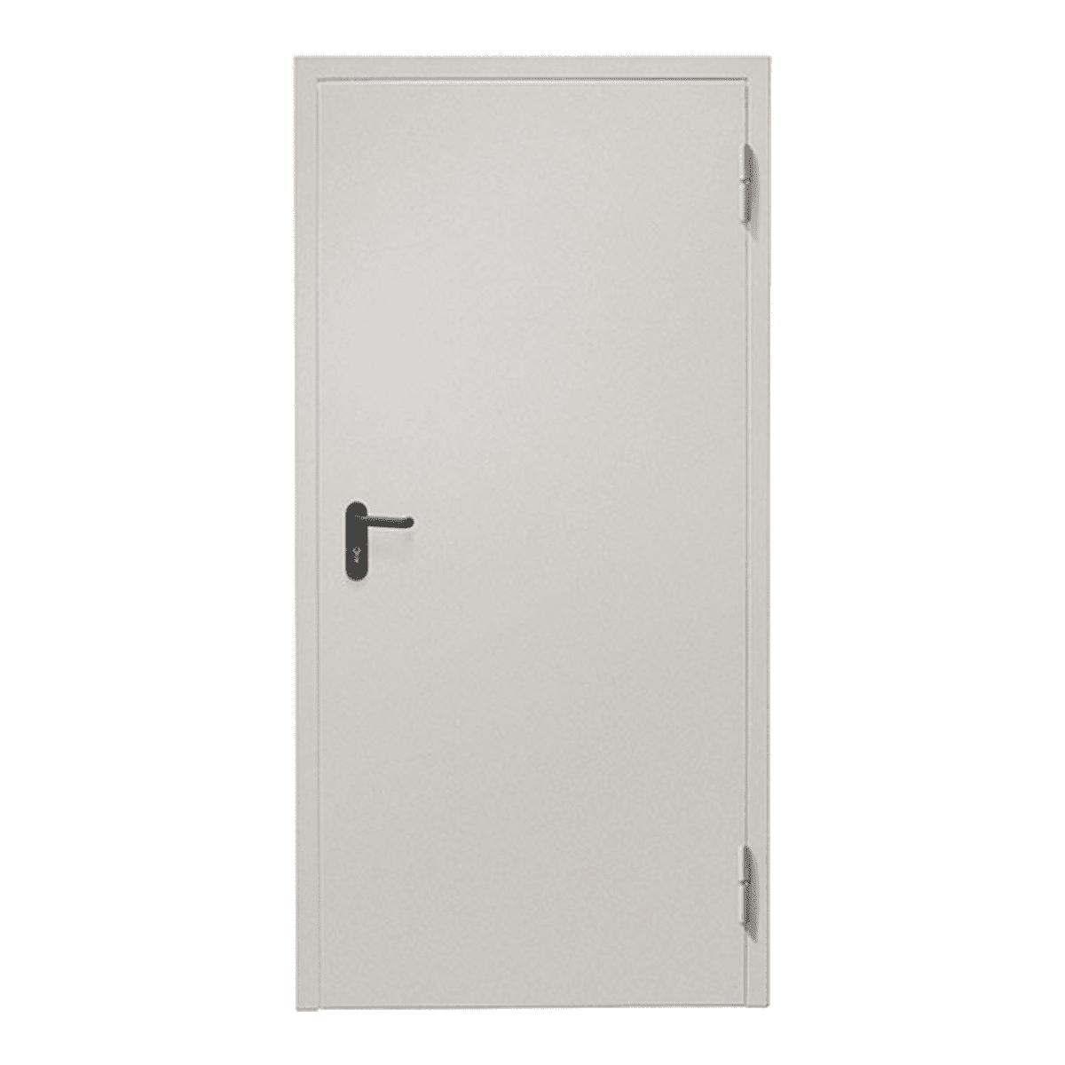 Дверь металлическая противопожарная ДП-1-60-2050/850/правая