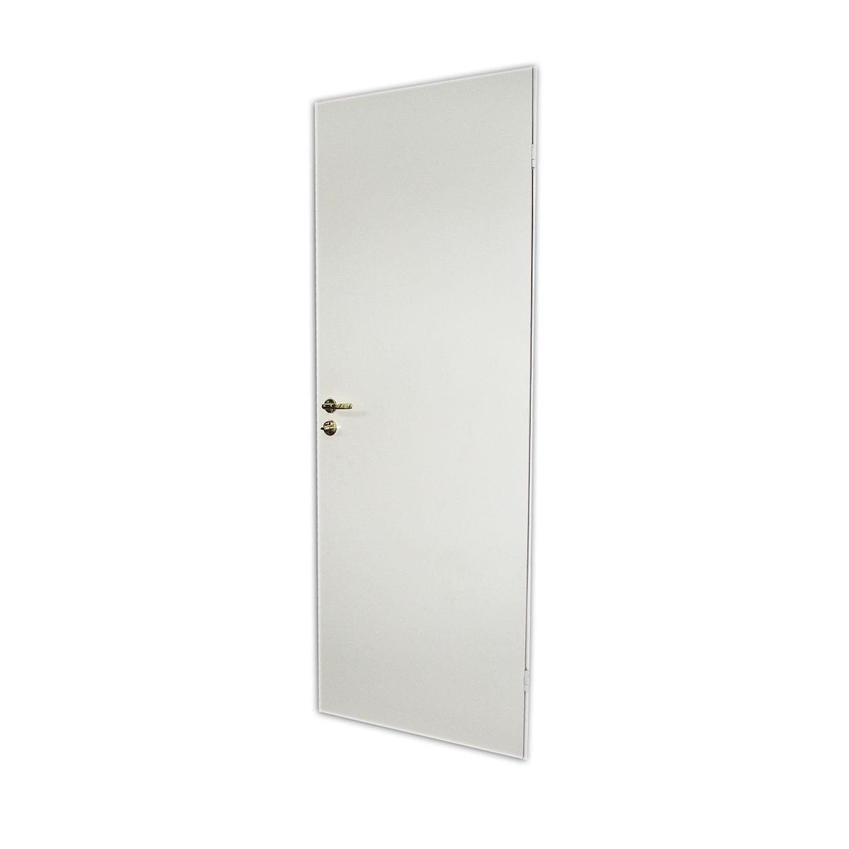 Дверное полотно 2100* 700 белый, ответка ОЛОВИ