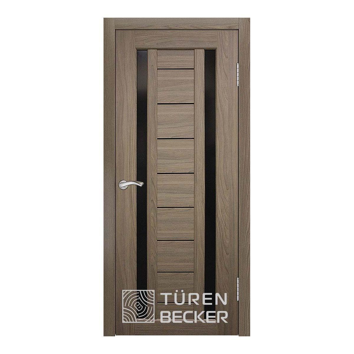 Дверное полотно Берта ПО Дуб винтаж (600*2000)