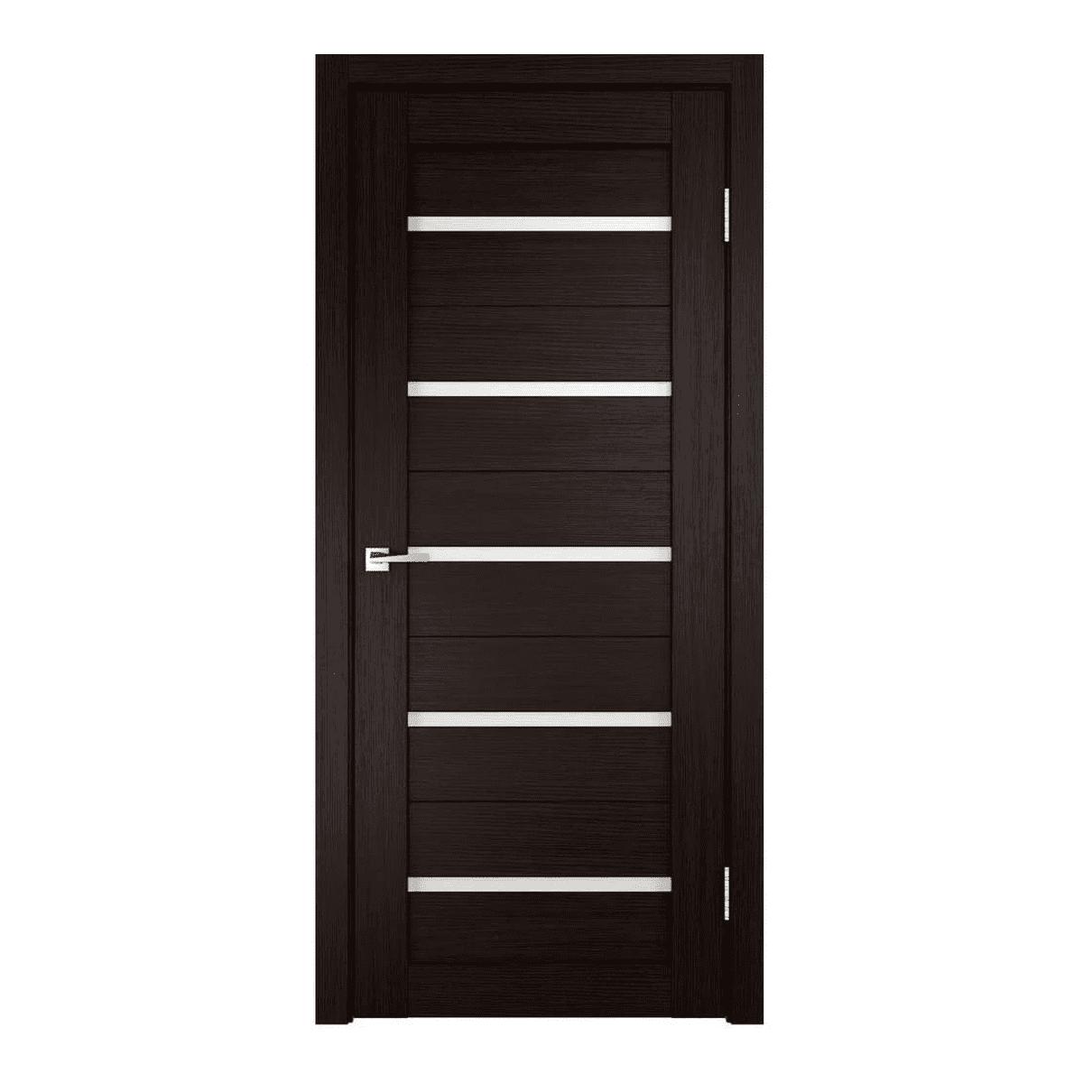 Дверное полотно DUPLEX венге мателюкс 800*2000