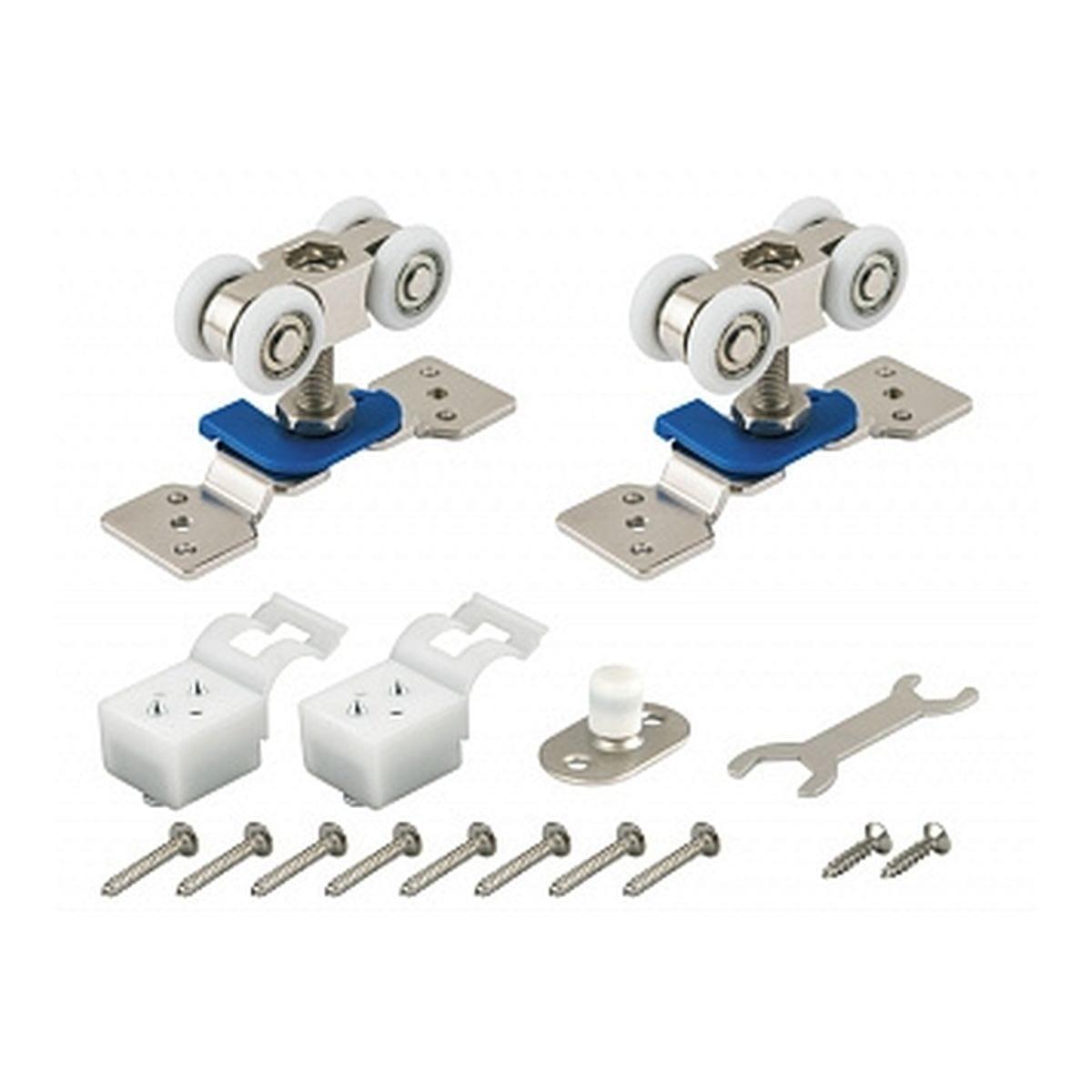 Комплект роликов DIY Comfort 60/4 kit (877)