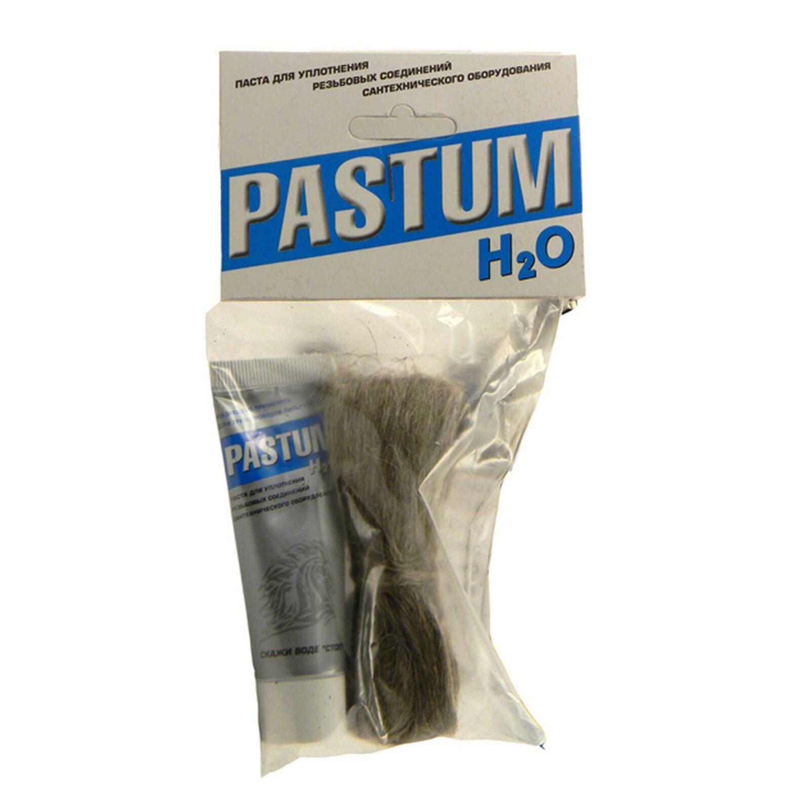 Комплект монтажный PASTUM H2O (20-25г.+лён)