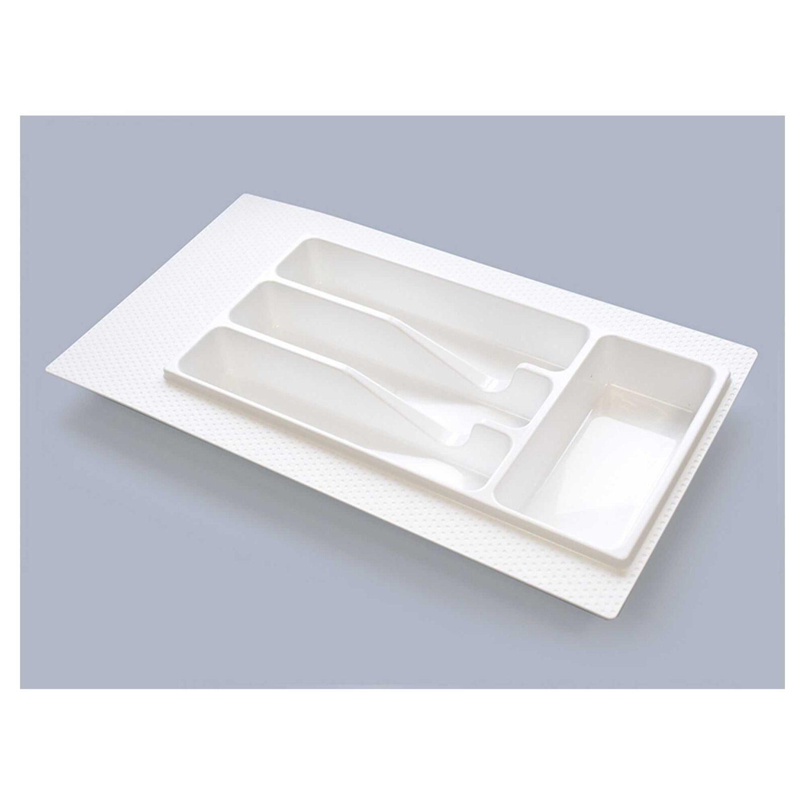 Лоток для столовых приборов М300-350(270х490)белый