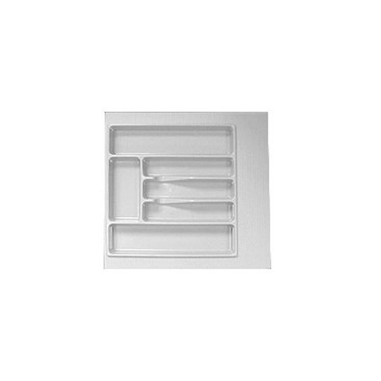 Лоток для столовых приборов М500-550 (470х490) серый