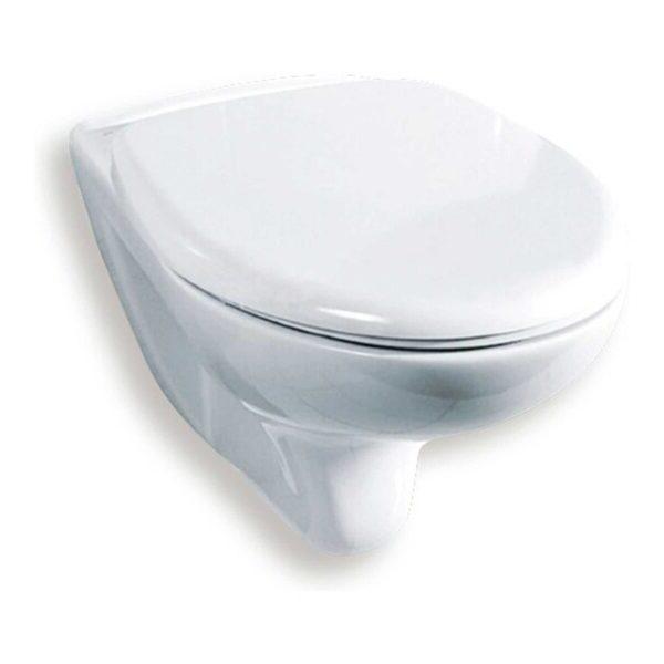 Унитаз подвесной ЭЛЕГАНС ЛЮКС с сиденьем микролифт (360х530х530)