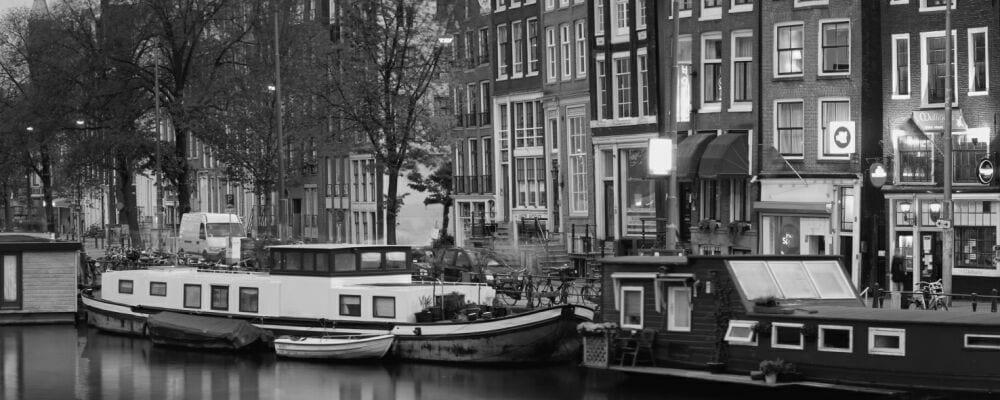 Декор Amsterdam 3 Glass 20*50