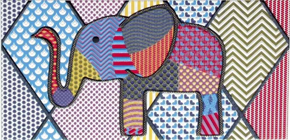 Декор Madrid Bayside Elefante 25*50