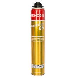 Пена монтажная Penosil GoldGun 65 PRO профессиональная с увеличенным выходом 0,75л