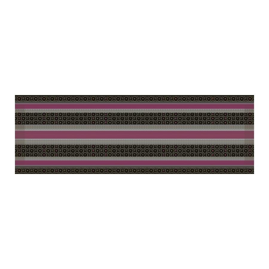 Декор Lines Wellnes purple 15*45