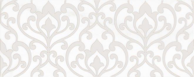 Декор Сари белый 20*50