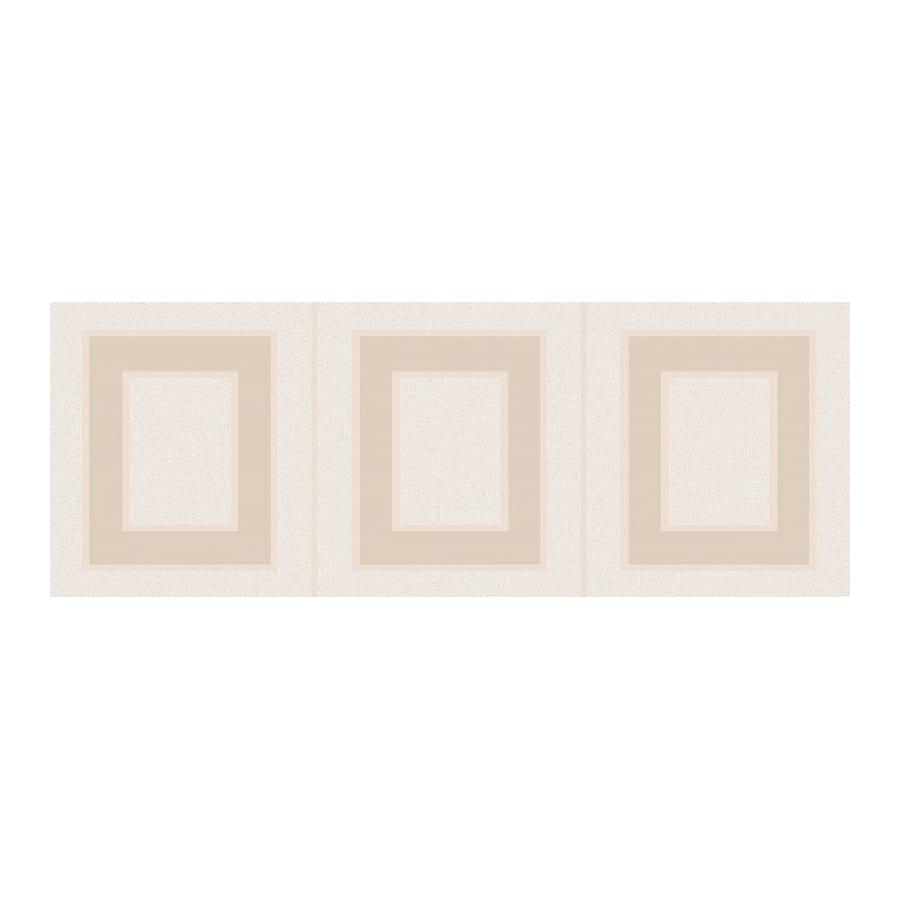 Декор Вилланелла Геометрия беж 15*40