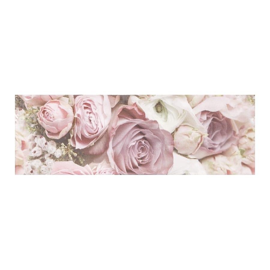 Декор Ceramika Konskie Glamour Flower A 25x75