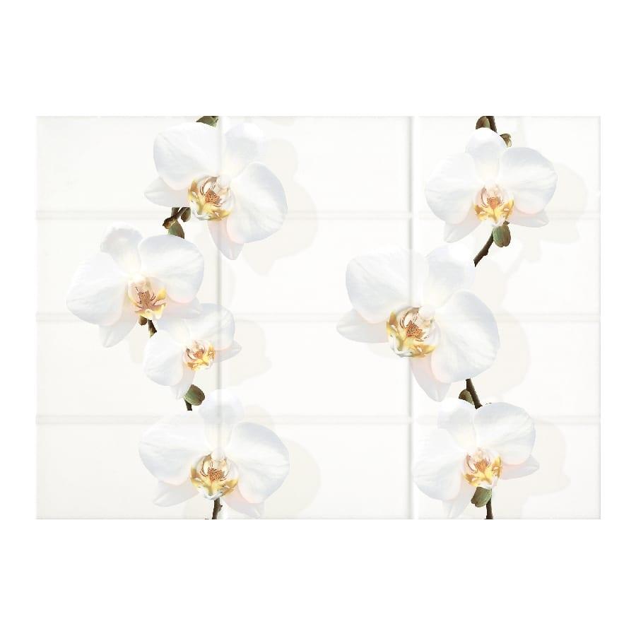 Декор Cersanit Mono цветы 1 25*35