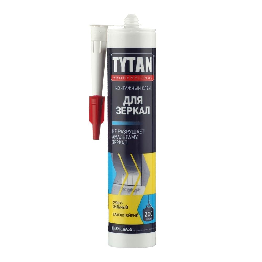 Жидкие гвозди TYTAN для зеркал бежевый 310мл