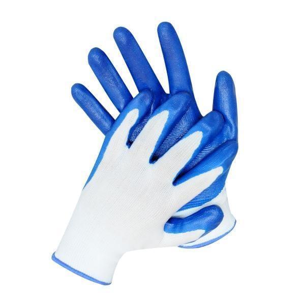 Перчатки нейлоновые с нитриловым покрытием Стандарт