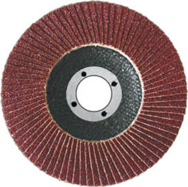 Диск наждачный лепестковый 150 мм (Р80)