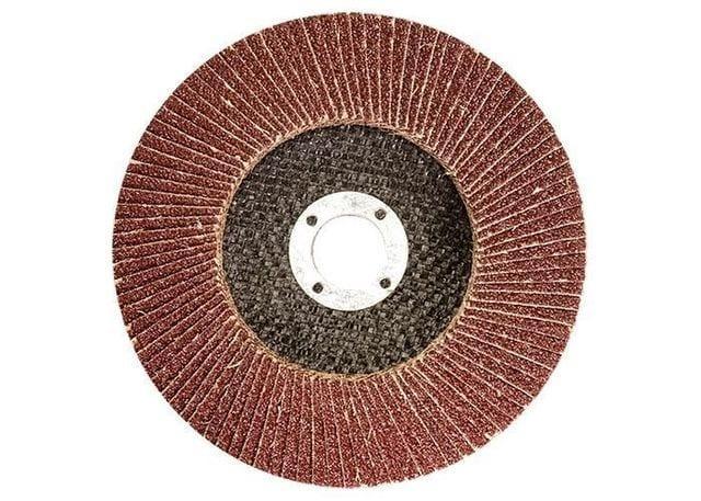 Диск наждачный лепестковый 115 мм (Р80)