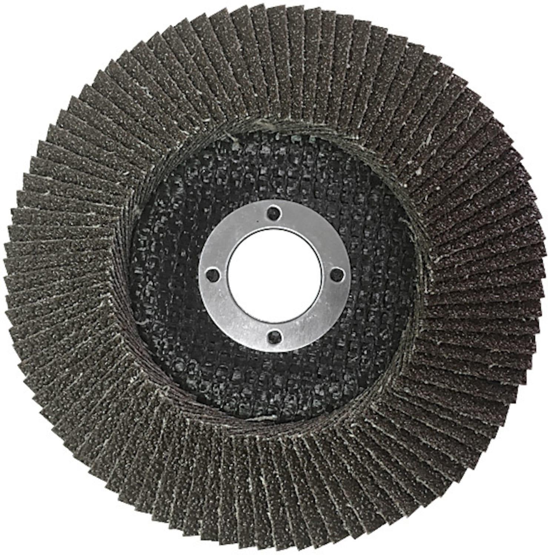 Диск наждачный лепестковый 125 мм*22,2мм Р40 GREATFLEX