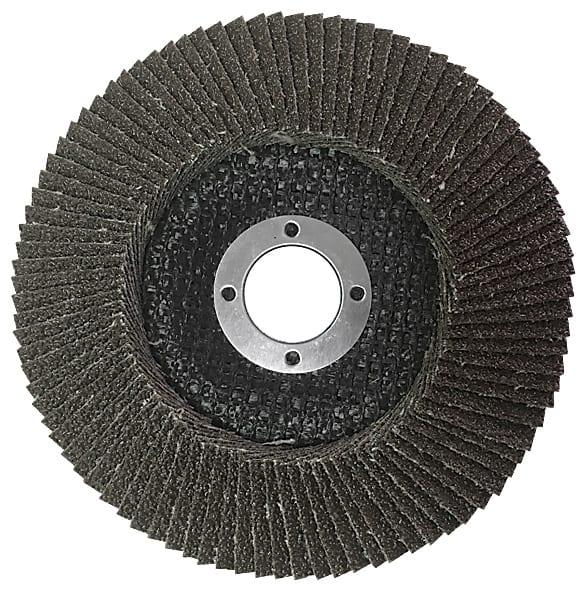 Диск наждачный лепестковый 125 мм*22,2мм Р60 GREATFLEX