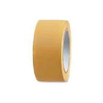 Клейкая лента Эксперт ПВХ 50мм*33м/ жёлтая