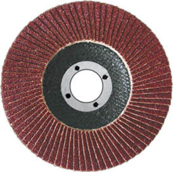 Диск наждачный лепестковый 150 мм (Р40)