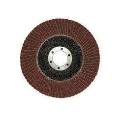 Диск лепестковый абразивный 115*22,2мм/ №80 Ziflex