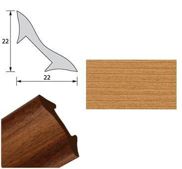 Галтель NL22 вишня 2,7м