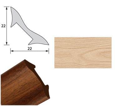 Галтель NL22 Клен 2,7м