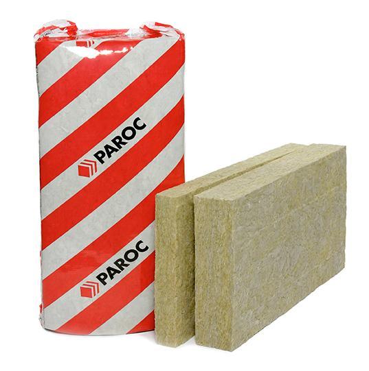 Минеральная вата PAROC eXtra Универсальная 1200*600*100мм (упаковка 8 шт.)