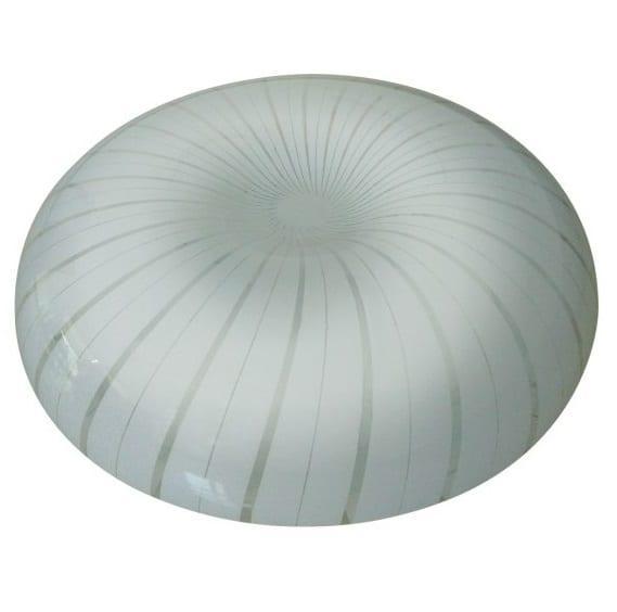 Cветильник светодиодный потолочный Leek 20W CLL 001 узор полоски