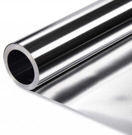 Фольга алюминиевая для бань и саун 0,9*10м 100мкм