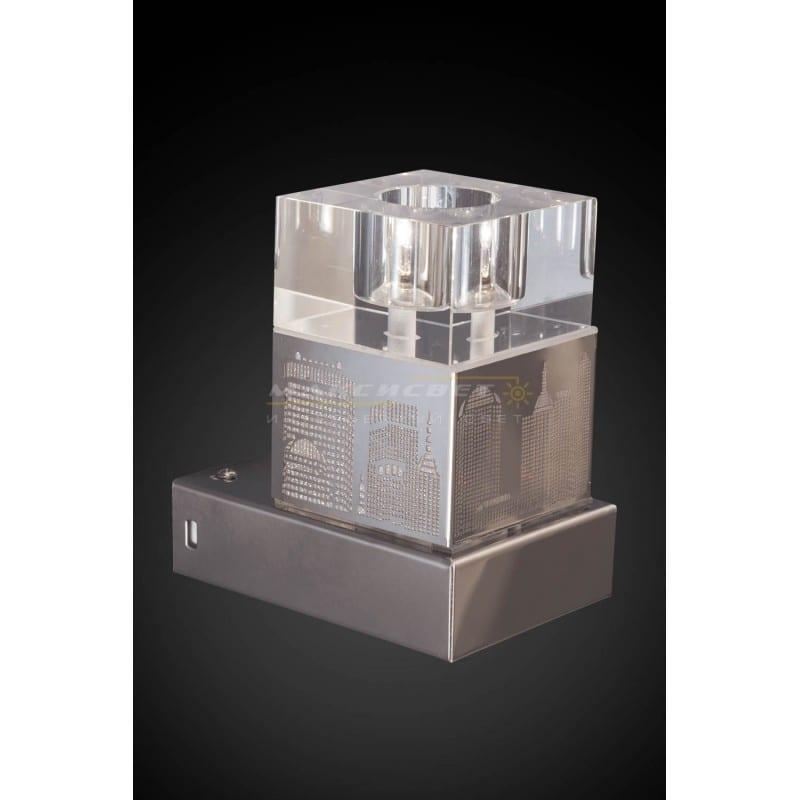 Бра Геометрия 3-5000-1-CR-LED G4