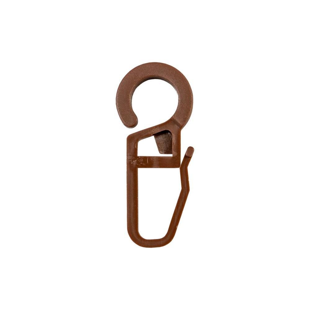 Крючок для колец, коричневый