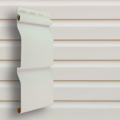 Сайдинг Grand Line D4.4 Белый 3.6м*0.224мм