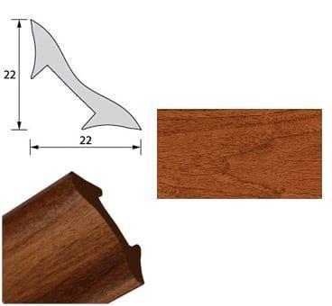 Галтель NL22 Ольха 2,7м