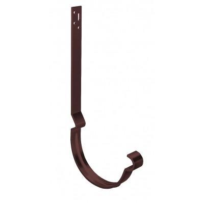 Крюк длинный D125/90 кругл.сечен.(RAL8017) коричневый/шоколад