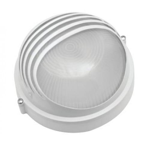 Светильник Navigator малый круг с козырьком NBL-R3-60-Е27 белый