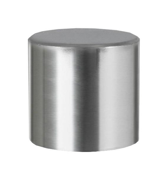 Наконечник для карниза ОСТ D16 Цилиндр, сталь (уп.2шт)