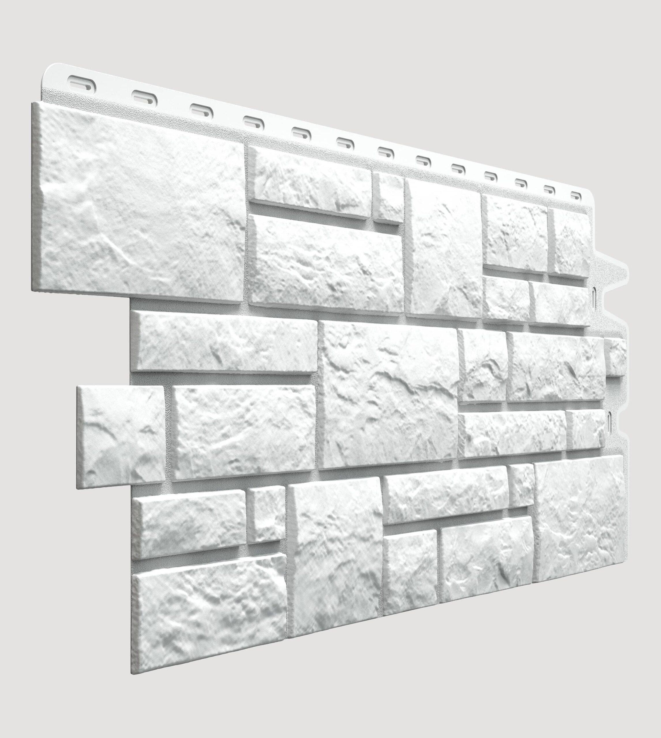 Фасадная панель Burg Платина 1072*472 мм