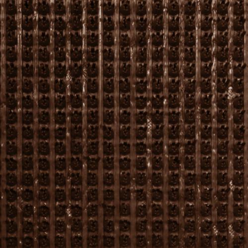 Коврик пласт (Щетинка) 137 темный шоколад