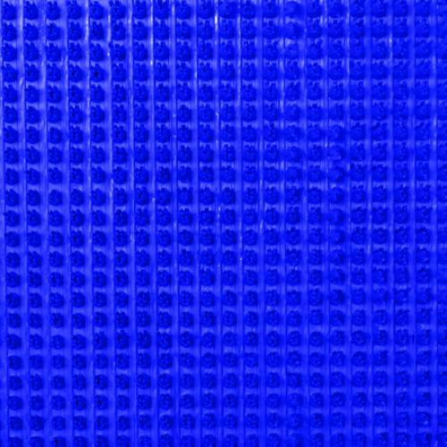 Коврик пласт (Щетинка) синий