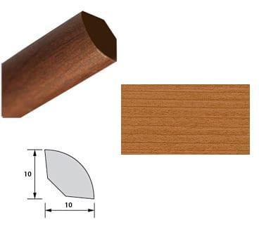 Галтель УвО10 темная вишня 2,7м