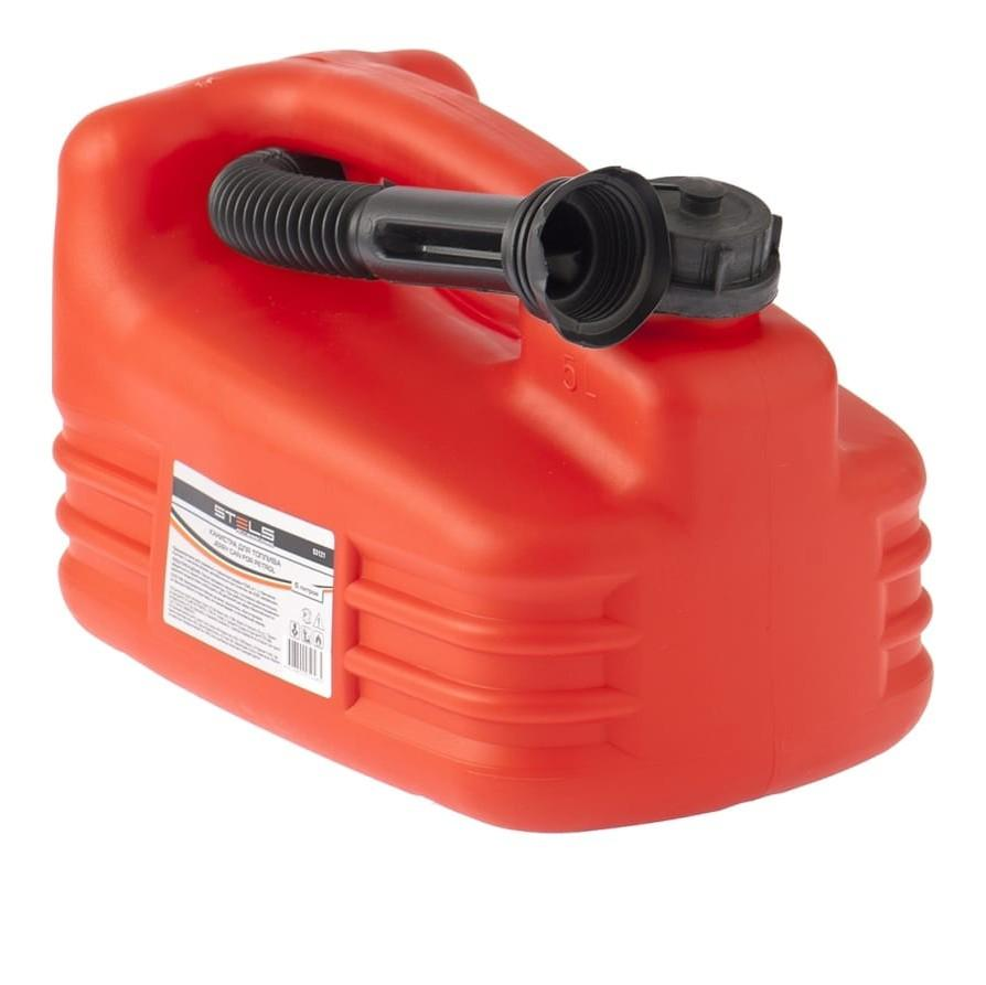 Канистра пластиковая для топлива 5л
