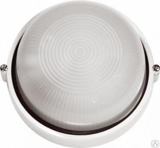 Светильник большой круг НПБ 1101 Е27 100Вт без решетки