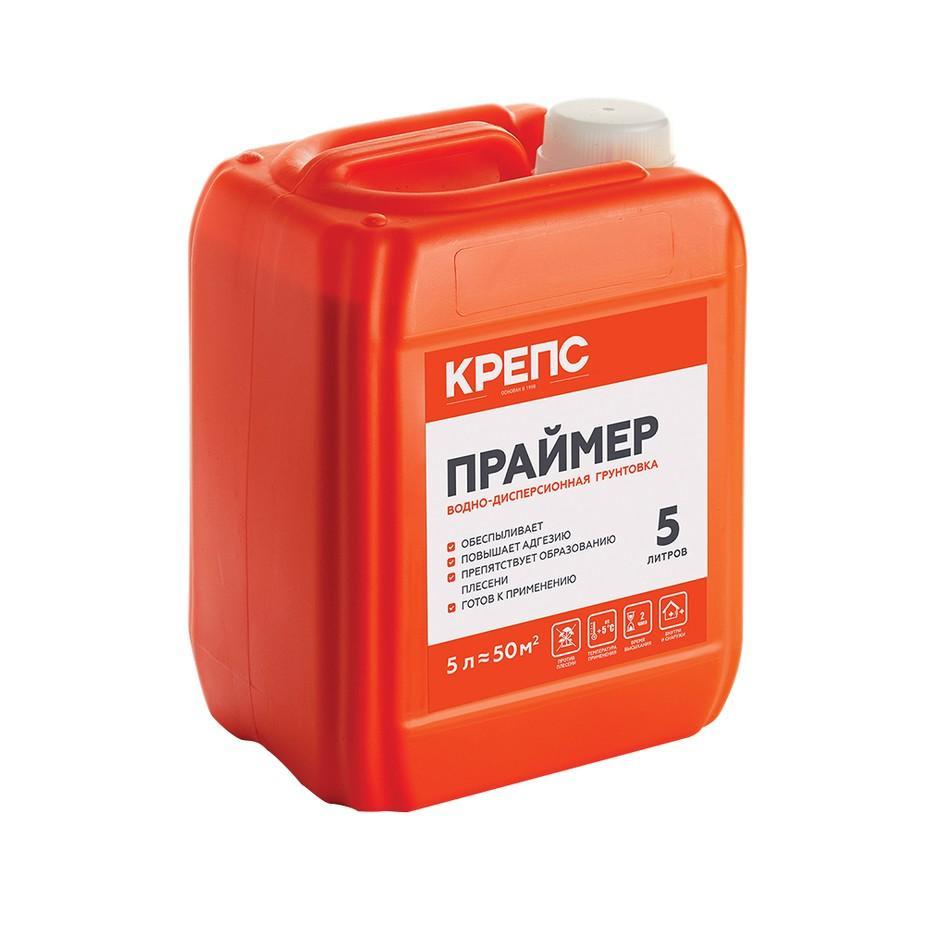 Грунт Крепс Праймер полимерный 5л