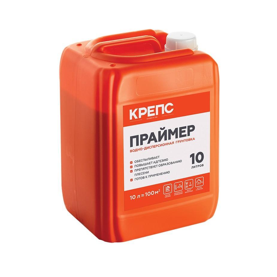 Грунт Крепс Праймер полимерный 10л